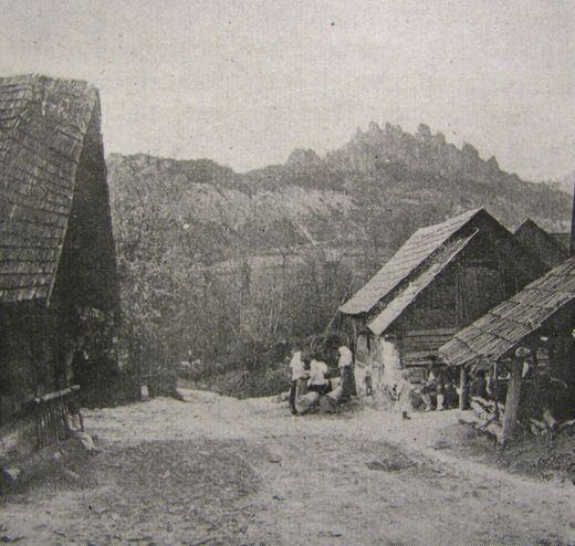 Súľov krčma 1925