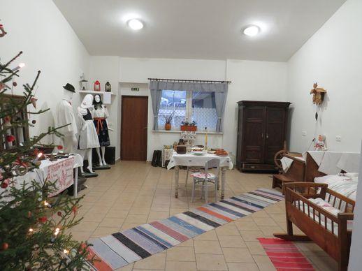 Pamätná izba obce Súľov