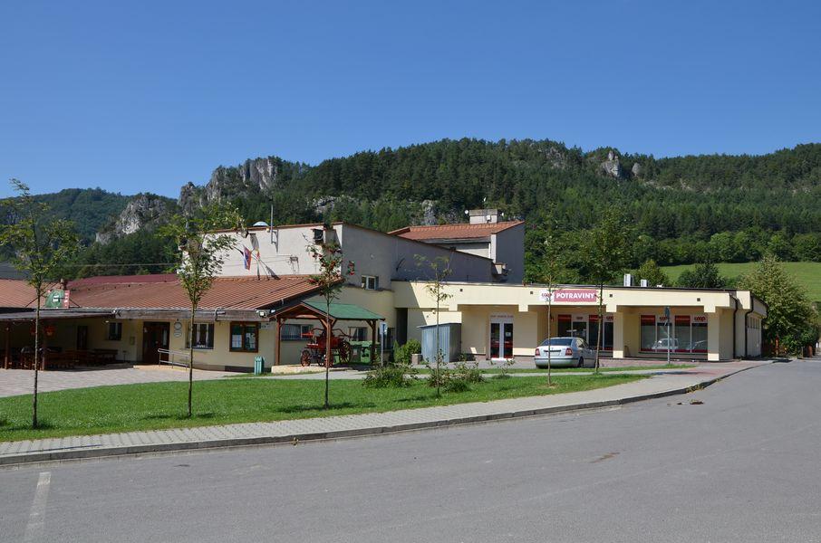 Obecný úrad Súľov-Hradná